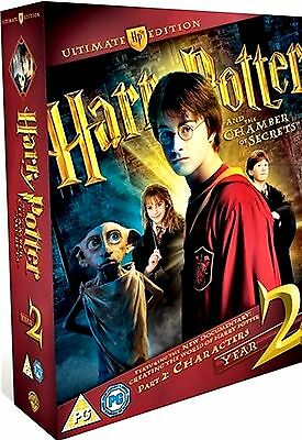 Harry Potter and the Chamber of Secrets (DVD 4 DISK Ultimate Collector's Edition
