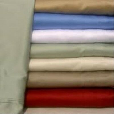 SAVE BIG ON 1000TC 1PC KING DEEP POCKET FITTED SHEET 100% EGYPT COTT ALL COLORS
