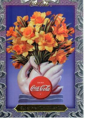 COCA COLA SUPER PREMIUM COLLECTION CARD n°47