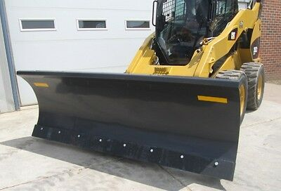 "Paladin FFC 96"" Skid Steer Loader 5700 series Snow Blade Attachment"