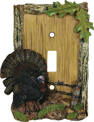 Turkey Single Switch Plate Cover