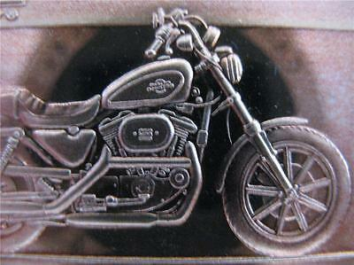 1995 Harley Xlh Classic 1200 Sportster American Classic .999 Silver Bar + Gold