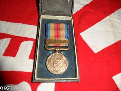 WW2 JAPANESE CHINA INCIDENT MEDAL JAPAN ORDER NAVY ARCHINESEF MY