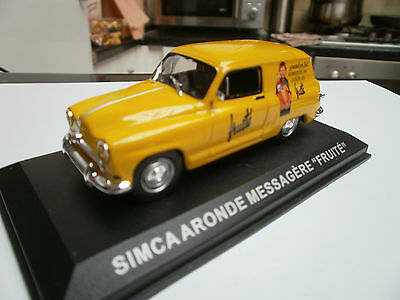Voiture Miniature 1/43  Simca Aronde Messagere