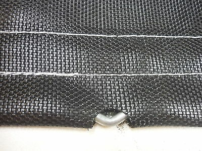 RECTANGLE TRAMPOLINE MAT  AUSSIE MADE (17+10) Hills with 54 wires