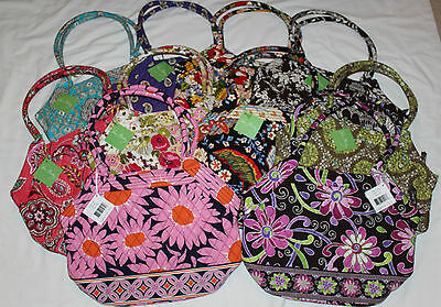 Vera Bradley Nwt Angle Tote You Pick Please Read Everything