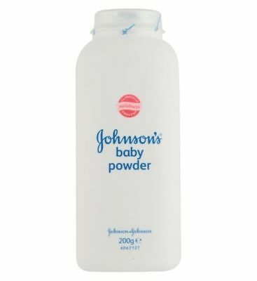 Johnsons Baby powder 200g x 6