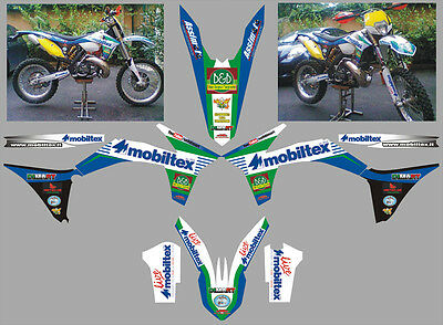KTM   EXC 2011 Replica Dimart - crystal/adesivi/adhesives/stickers/decal