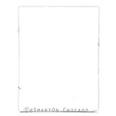 REPLACEMENT TOUCH SCREEN DIGITIZER FOR IPAD3//4+MID FRAME BEZEL HOME BUTTON MGE