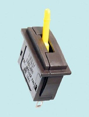 Peco Lectrics PL-26Y  Yellow Passing Contact Switch for Point Motors New