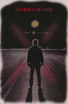 Poster : Tv : X-Files - The Truth Is Out There - Free Shipping ! #2921    Rw17 F