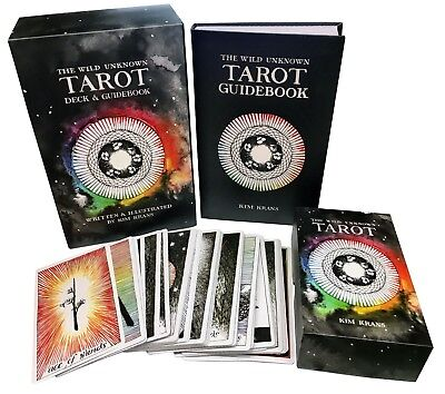 The Wild Unknown Tarot Deck and Guidebook (Official Keepsake Box Set) Mind Body