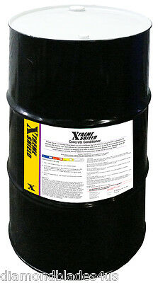 Xtreme Shield Sealer concrete 55 gallons burnish floor Seal shine protect