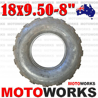 "18 x 9.50 - 8"" Inch Rear Tire 125cc 150cc 250cc 300cc ATV Quad Buggy Bike Gokart"
