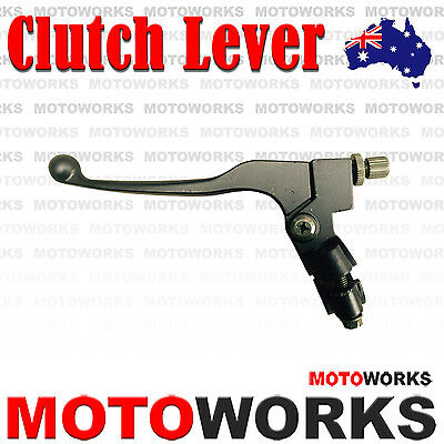 Clutch Lever 50cc 70cc 90cc 125cc PIT PRO TRAIL MOTOR DIRT BIKE 2 wheel bike