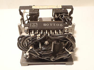 264C901A08 Westinghouse Relay OVERCURRENT 1 - 12 AMP