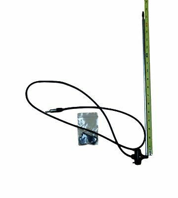 Quality Car Radio Antenna - Coaxial Cable 3C-2V - 75ohm