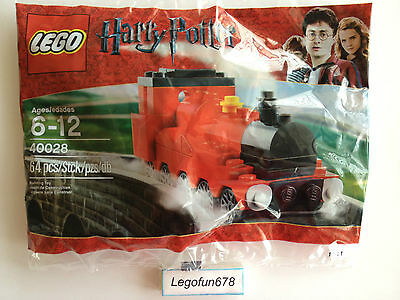 Lego Harry Potter New 40028 Mini Hogwarts Express