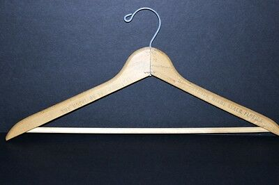 VINTAGE HOTEL OF THE AMERICAS, BAR HARBOUR, MIAMI BEACH, FL,  CLOTHES HANGER