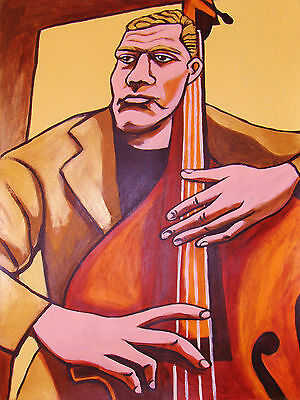 SCOTT LaFARO PAINTING jazz bass night the village vanguard cd bill evans trio