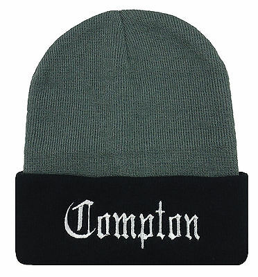 Demons Beanie,Drama Horror Film Hat,Lamberto Bava Embroidered Design