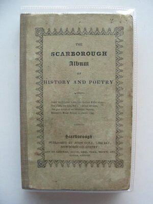 The Scarborough Album Of History And Poetry.