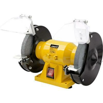 Electric Bench Grinder 150 W with Twin 150 mm Grinding Stones