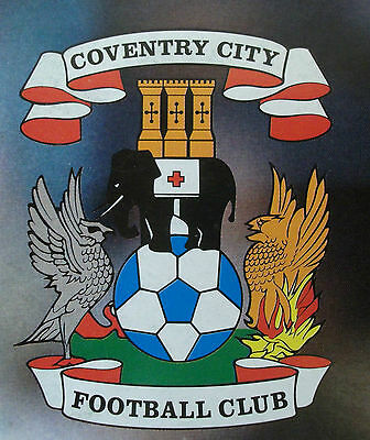 1959/60 - 1986/87 Coventry City Home Programmes *Choose Opponents*