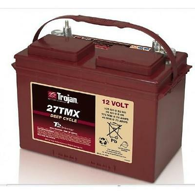 12v 105AH Trojan Ultra Deep Cycle Leisure Battery. 5 year Warranty