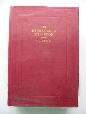 The Kennel Club Stud Book For The Year 2004 Vol Cxxxii.
