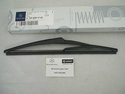 Genuine Mercedes-Benz W164 ML GL R251 R-Class Rear Wiper Blade NEW! A1698201745