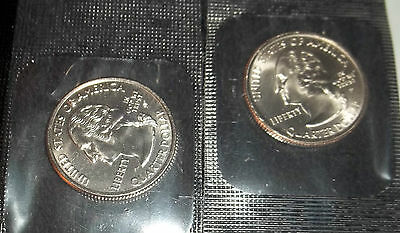 2005 P/D WEST VIRGINIA Quarter In Mint Cello FREE SHIPPING ON ADDITIONAL COINS