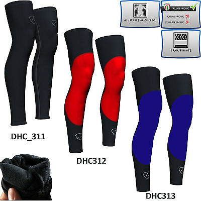 Thermal Cycle Bike Leg Warmers. S/M/L/XL by hera international