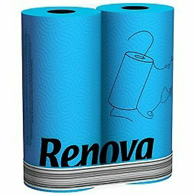 Paper Towels COLORED Blue . Decorate Your Home!