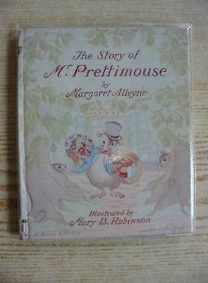 THE STORY OF MR. PRETTIMOUSE - Alleyne, Margaret. Illus. by Robinson, Mary