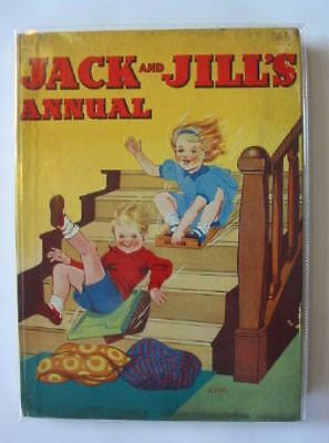JACK AND JILL'S ANNUAL - Delmont, James & Sackville, L.S. & et al, .