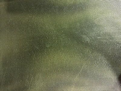 GALVANIZED STEEL PERFORATED METAL SHEET MESH 380mm X 300mm - 1.6mm ROUND HOLES