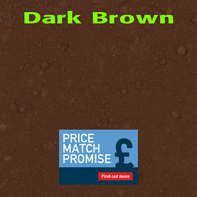 Dark Brown Dye/Pigment for Concrete, Render, Mortar & Cement
