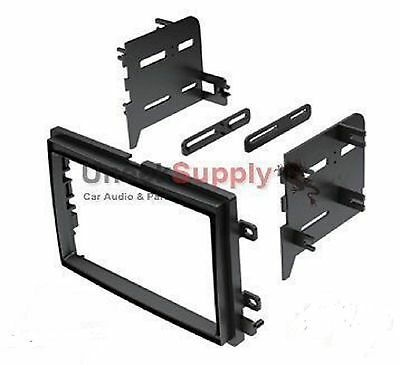 Double Din Dash Kit For Aftermarket Stereo Radio Install Installation Audio Trim