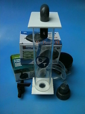 Nitrate NP50C Reactor (220l) Complete Kit... Includes Nitra Guard Bio Cubes.