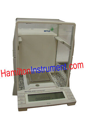 Mettler Toledo AT261 Analytical Balance, calibrated, 90 days warranty