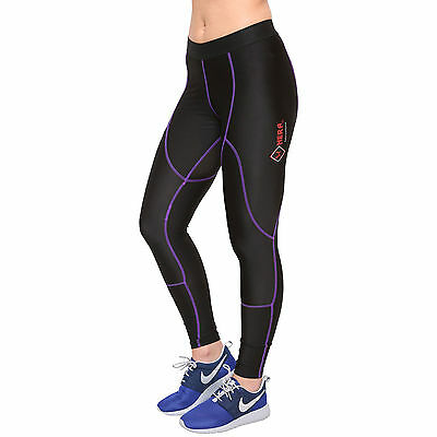 Women Compression Base Layer Tights Fitness Yoga Running Gym Pants