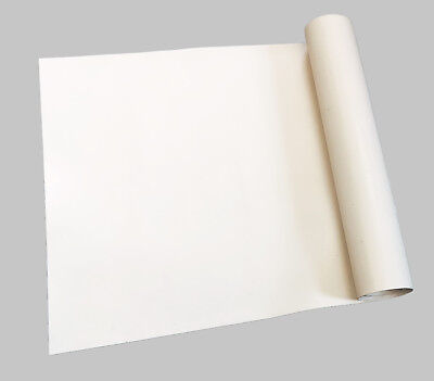 White Silicone Rubber Sheet Food Quality- Various Thicknesses & Sizes -High Temp