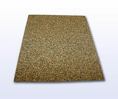 Nitrile Bonded Cork Sheet Oil & Fuel Resistant A4 Size 3Mm Thick