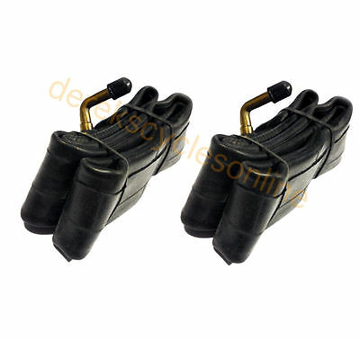 (Pair of) Quinny Pram Inner Tubes with 45 degree valve