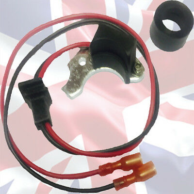 Stealth Electronic ignition kit for Ford Cortina,Pinto engines Bosch distributor