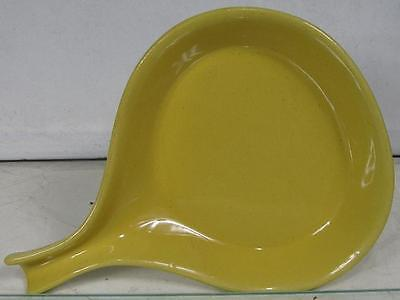 1970's Vintage Hall China 1676~Rare Test Color Fry Pan~Bright Yellow