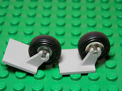 Lego 10 pieces noires inclines inversees 10 black slope inverted 33° 1 x 3