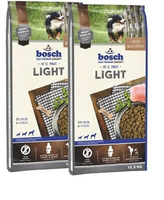 2x12,5kg Bosch  Adult Light  ***TOP PREIS***