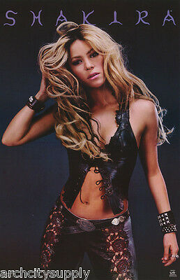 Poster : Music : Shakira  - Vest -  Free Shipping !           #9073       Rc34 Y